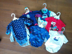 3-6/6 month boys clothing lot