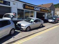 Bmw 330diesel coupe face lift bargain