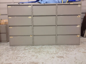 Storage Cabinets – Filing Cabinets – Multi-use Cabinets