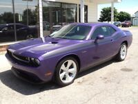 2014 Challenger Plum Crazy RT Classic (only 129 actual kms)