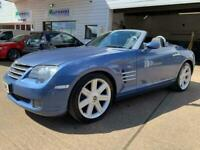 2005 Chrysler Crossfire 3.2 V6 2d 215 BHP Convertible Petrol Manual