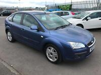 Ford Focus 1.6 115 Ghia ~ 05/54 ~ ONLY 78K ~ YEARS MOT ~