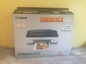 Canon MG2950S Wireless All In One Printer