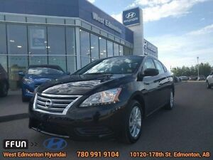 2015 Nissan Sentra SV  Bluetooth heated seats back up camera