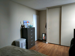 Sublet - 1 bed in 3 bed apartment (on dal campus)