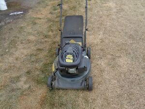 Yardworks gas Lawn mower