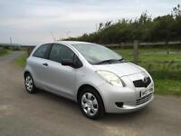 Toyota Yaris 1.0 VVT-i T2 low miles finance available from £20 per week