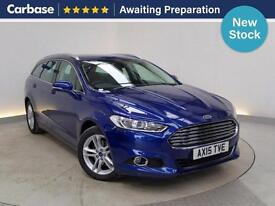 2015 FORD MONDEO 2.0 TDCi Titanium 5dr Estate