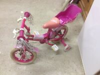 Various children's bikes, bargains