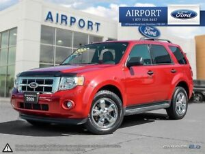 Ford Escape FWD 4dr I4 XLT 2009