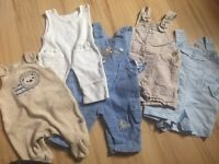 Baby boy bundle first size