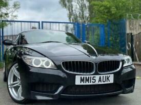 image for 2015 15 BMW Z4 2.0 Z4 SDRIVE20I M SPORT ROADSTER 2D +3 KEYS+BLUETOOTH+AUX+BLACK