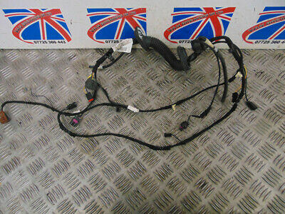 LAND ROVER DISCOVERY SPORT BOOT WIRING LOOM FK7214B562EC 2015