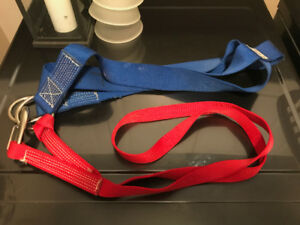 Offshore Sailing safety harness