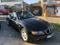 1999 BMW Z3 1.8 CONVERTIBLE LPG (CHEAP PART EXCHANGE TO CLEAR ) SPARE OR REPAIR