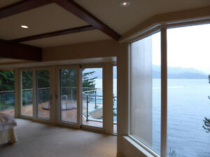 Magnificent Property On the Water on 3 levels with cottage /deck North Shore Greater Vancouver Area image 6