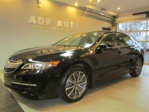 Acura TLX SH-AWD /V6 / TECH / NAVIGATION  2015