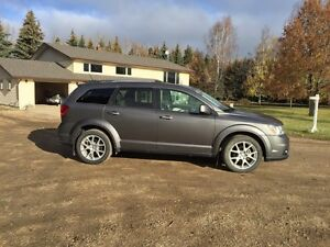 Reduced !! 2012 Dodge Journey R/T AWD $21500