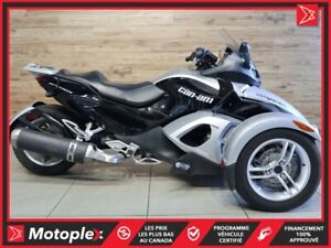 2009 Can-Am SPYDER RS SM5 48$/SEMAINE