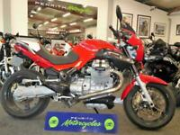 Moto Guzzi V12 Sport at Penrith Motorcycles