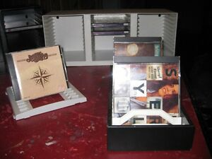 CD HOLDERS AND ORGANIZERS