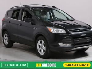 2014 Ford Escape SE AWD 2.0 MAGS BLUETHOOT CAMÉRA RECUL