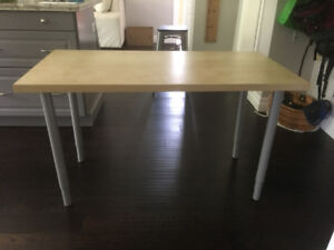 IKEA table - adjustable legs.