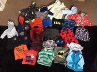 Boys bundle 0-3 3-6 month clothes