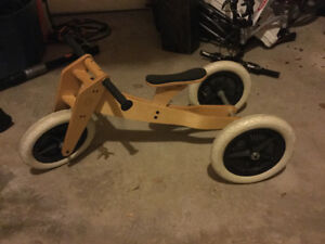 Toddler Wishbone Wooden Trike / Bike