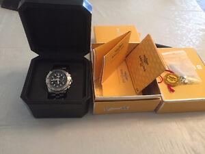 Breitling Skyracer A27362 44mm Chronograph Auto BOX & PAPERS