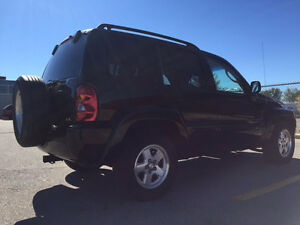 2003 Jeep Liberty Limited Editiod SUV, Crossover