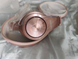 Tunyo Headphone in Rose Gold. Brand New