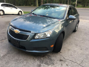 """2012 CHEVROLET CRUZE LT  """"ONE OWNER/BLUE TOOTH/NO ACCIDENT"""""""