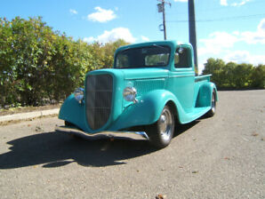 1936 Ford Hot Rod Truck