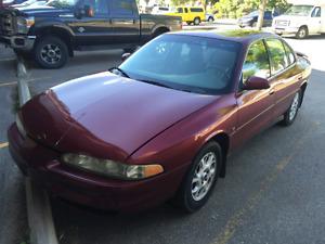 '00 Olds Intrigue Sedan - $2500 obo