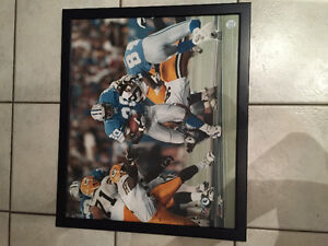 NFL picture 26x22 size