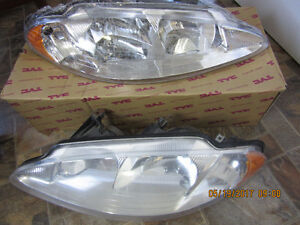 1998 - 2004 Dodge Intrepid SXT Headlights Headlamps