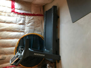 Gym equipment barely used like new!