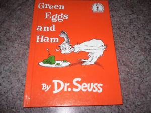 new Dr. Seuss' Green Eggs And Ham