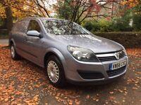 Vauxhall Astra Van 1.7. Cdti Only 27,000miles NO VAT