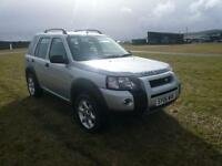 Land Rover Freelander 2.0Td4 2006MY Freestyle