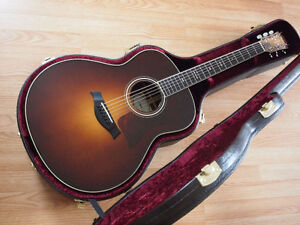 2013 Taylor 718e First Edition