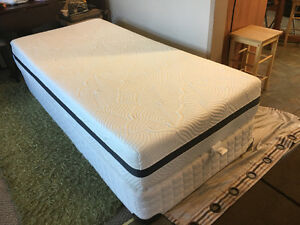 Extra long sealy optimum twin bed