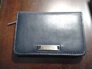 Women's Navy Blue Kenneth Cole Reaction Wallet