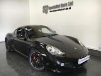 2010 Porsche Cayman S 3.4 Gen 2 **56K Full porsche History** 7K options!