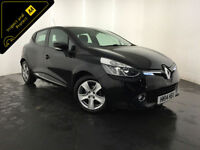 2014 RENAULT CLIO DYNAMIQUE MEDIANAV SERVICE HISTORY FINANCE PX