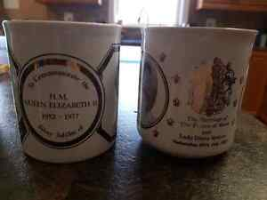 Commemorative Cups like new condition. Peterborough Peterborough Area image 3