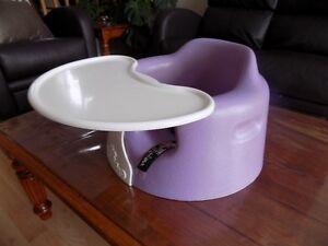chaise boumbo avec tablette