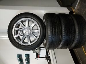 PARTS 4 SALE!! -RIMS AND TIRES-225/60R18 LIBERTY AUTOPARTS!!