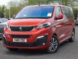 image for 2019 Peugeot Traveller 2.0 BlueHDi 180 Allure Standard [8 Seat] 5dr EAT8 Auto MP
